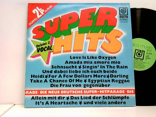 Various: Super Hits Volume 2 Vocal