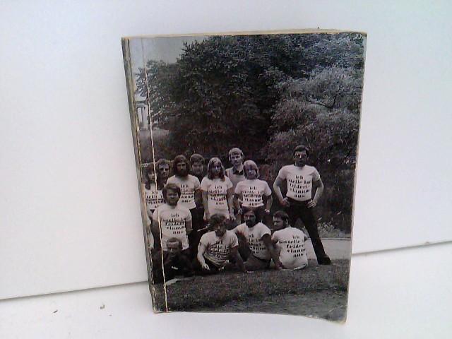 18.6.-11.7.71 ausstellung der abteilung malerei. plastik der hbk kassel im museum fridericianum kassel 1. Auflage