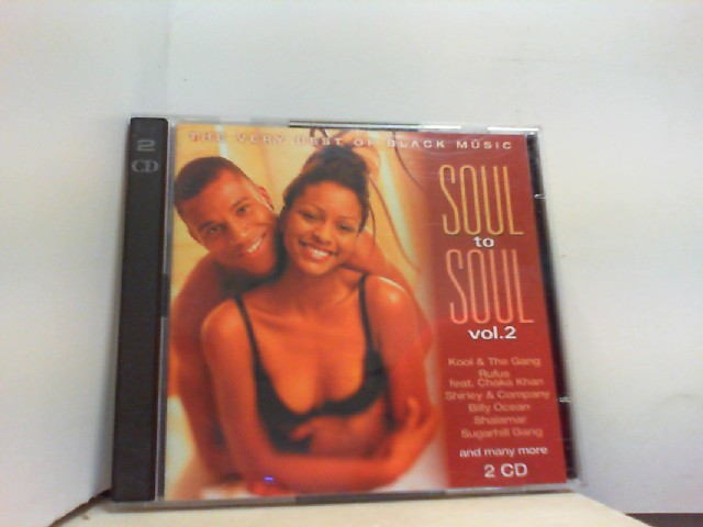"""The very Best of Black Music  """"  SOUL to SOUL  """""""