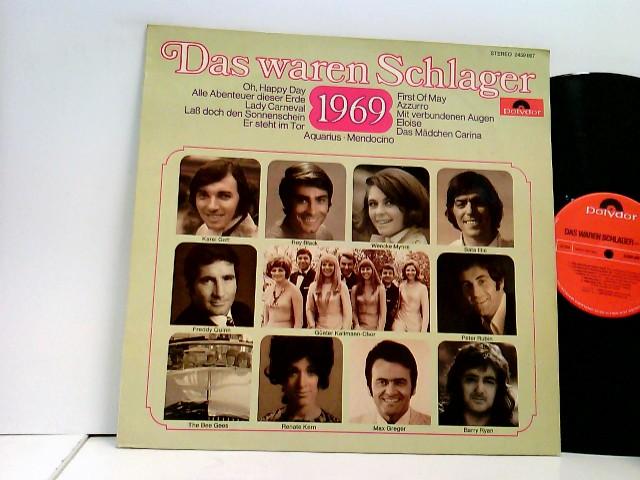 Das Waren Schlager 1969