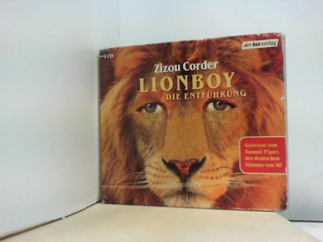 Lionboy: Die Entführung (1): Autorisierte Lesefassung