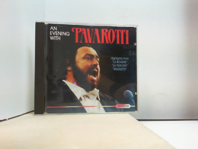 Luciano Pavarotti, An Evening With Luciano Pavarotti