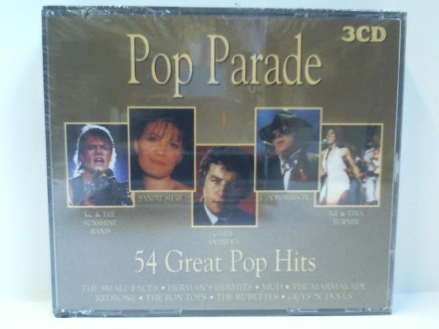 Pop Parade. 3 CDs