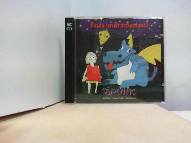 Paula im Drachenland: Ein musikalisches Hörspiel für Kinder ab 4 Jahren