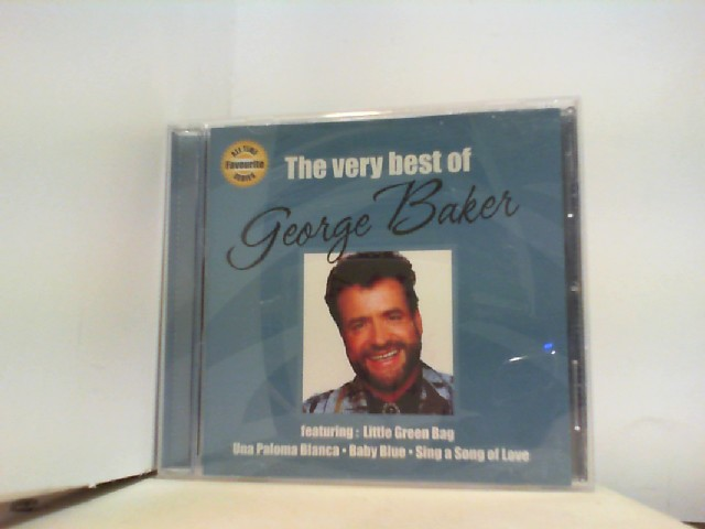 "the very Best of "" GEORGE BAKER """