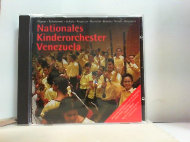 Nationales Kinderorchester Venezuela: NATIONALES KINDERORCHESTER VENEZUELA SPIELT WERKE VON