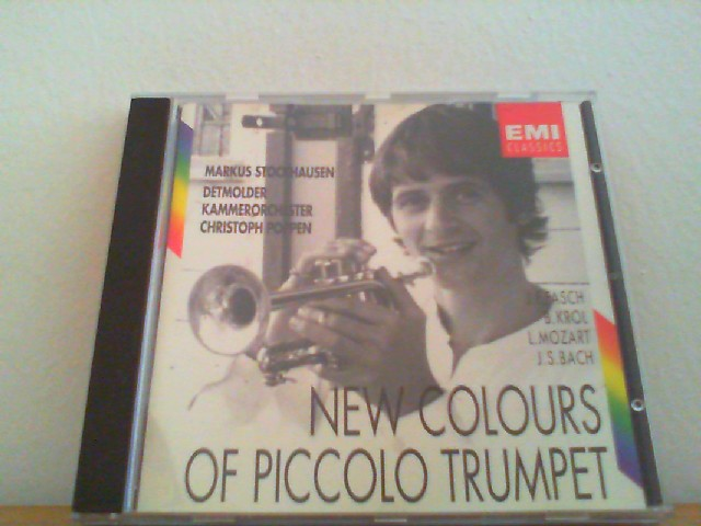 Markus Stockhausen: New Colours of Piccolo Trumpet