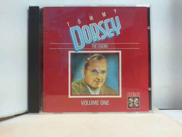 "The Legend  by "" TOMMY DORSEY """