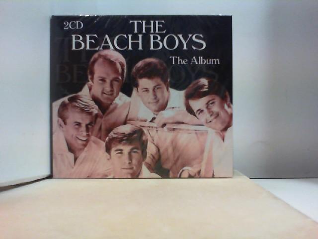 """THE BEACH BOYS  """" THE ALBUM """"  2 CD"""