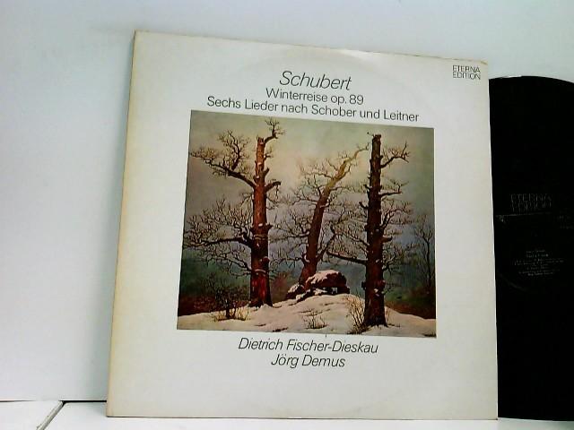 Dietrich Fischer-Dieskau, Jörg Demus – Winterreise Op. 89 - Sechs Lieder Nach Schober Und Leitner