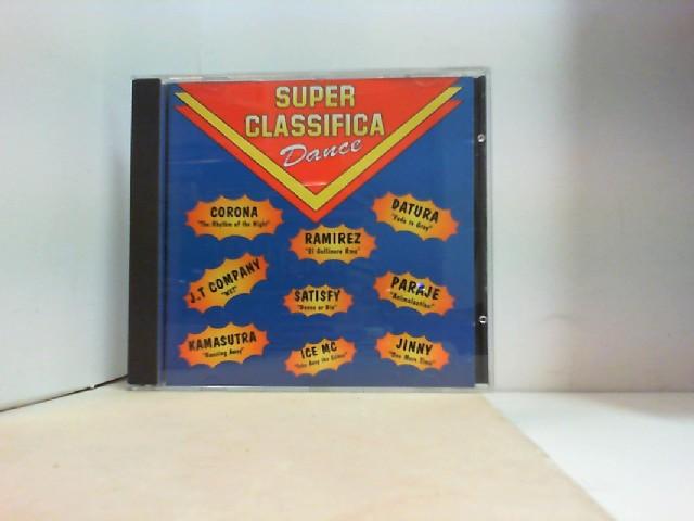 Ice Mc Satisfy  Datura a. o.: SUPER CLASSIFICA DANCE