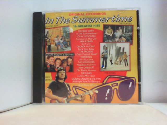 """IN THE SUMMERTIME  """"  16 Greatest Hits """""""