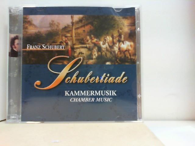 """FRANZSCHUBERT  """" SCHUBERTIADE """"  KAMMERMUSIK / CHAMBER MUSIC """""""