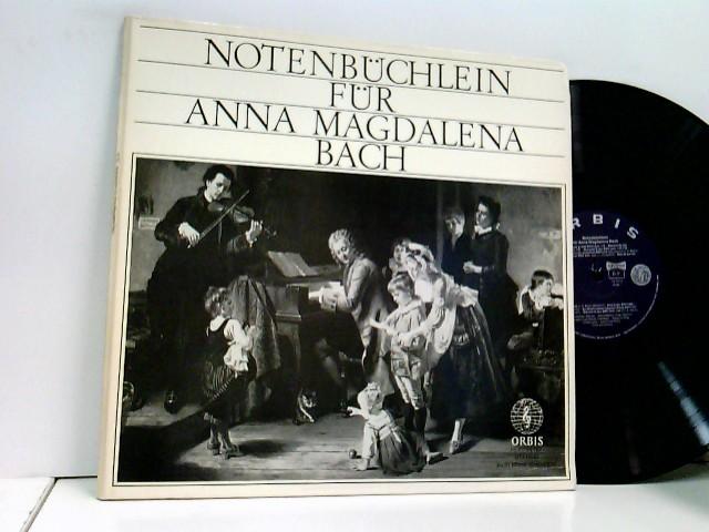 Elly Ameling, Hans-Martin Linde, Gustav Leonhardt – Notenbüchlein Für Anna Magdalena Bach