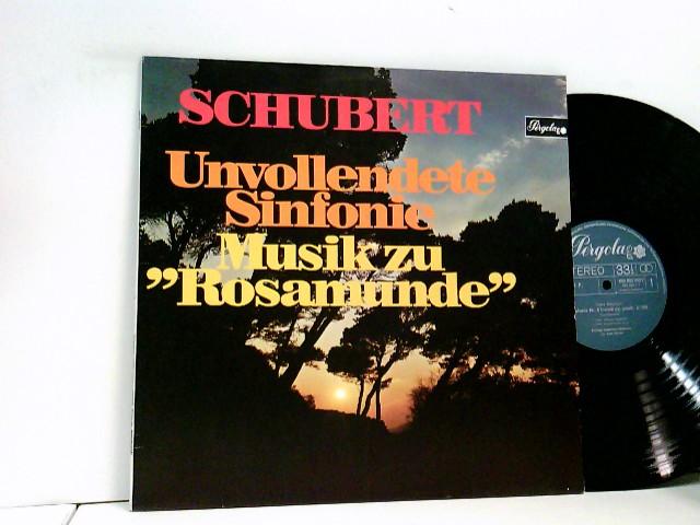Schubert, Franz: Unvollendete / Musik Zu