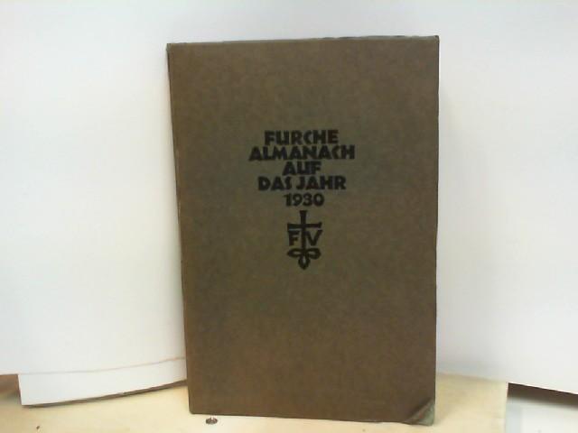Furche-Almanach auf das Jahr 1930