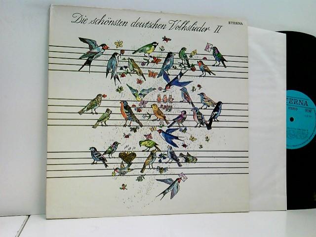 Die Schönsten Deutschen Volkslieder II