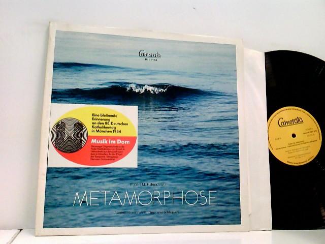 Metamorphose - Psalmmeditationen Für Orgel Und Schlagwerk