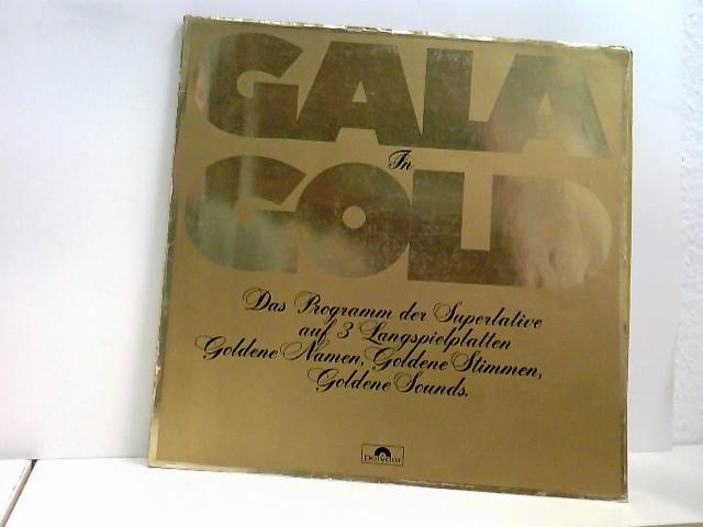 Gala Goldener Namen / Gala Goldener Stimmen / Gala Goldener Sounds