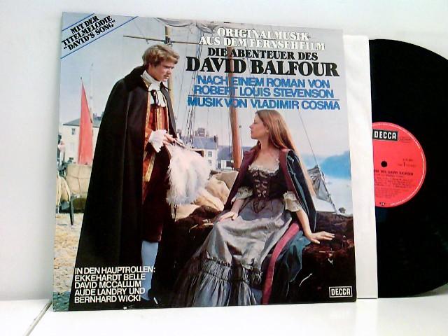 Originalmusik Aus Dem Fernsehfilm - Die Abenteuer Des David Balfour