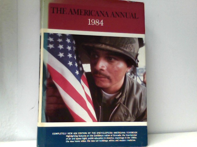 o.A.: The Americana Annual 1984