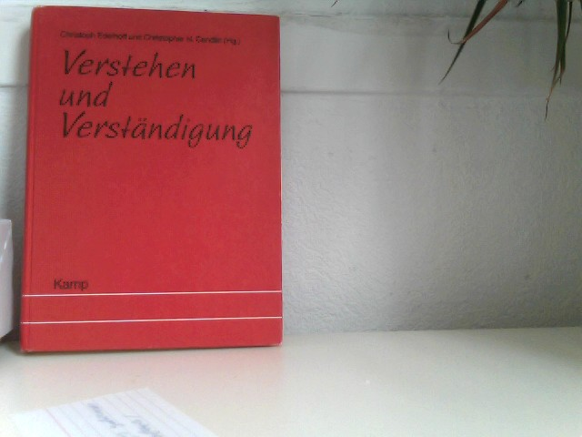 Edelhoff, Christoph und Christ. Candlin: Verstehen und Verständigung