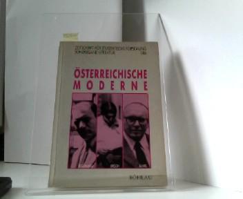 Bernhard, Broch und Jandl: Österreichische Moderne, Zeitschrift für Studentische Forschung Sonderband Literatur