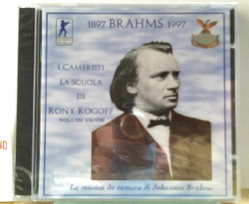 Brahms-Kammermusik Vol.7-8