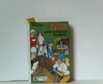 Kiki erlebt aufregende Ponyferien