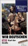 Wir Deutschen - Karl der Große VHS-Video. Teil 2