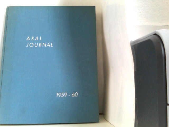 Aral Journal 1959-60