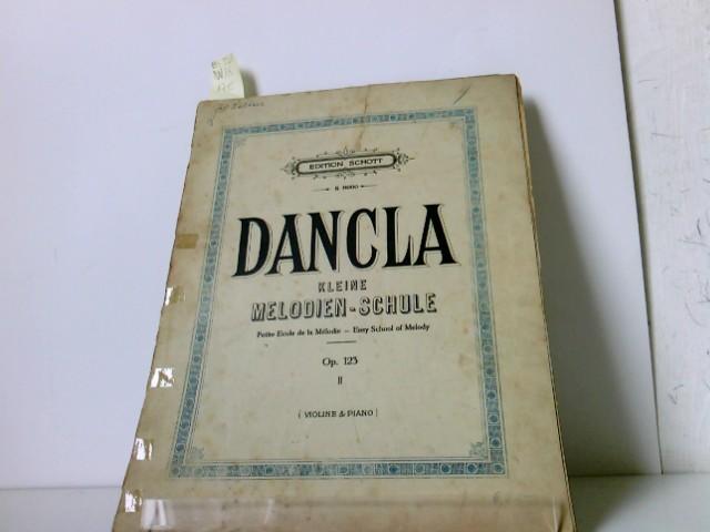 Doncla, kleine Melodien-Schule