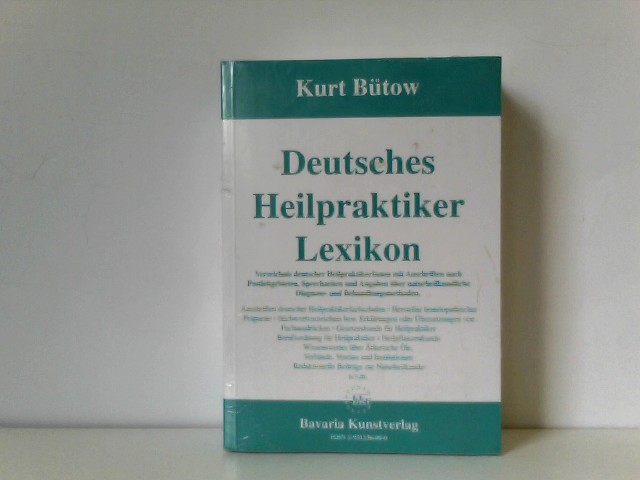 Deutsches Heilpraktiker Lexikon