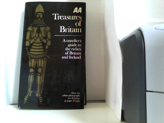 AA TREASURES OF BRITAIN AND TREASURES OF IRELAND.