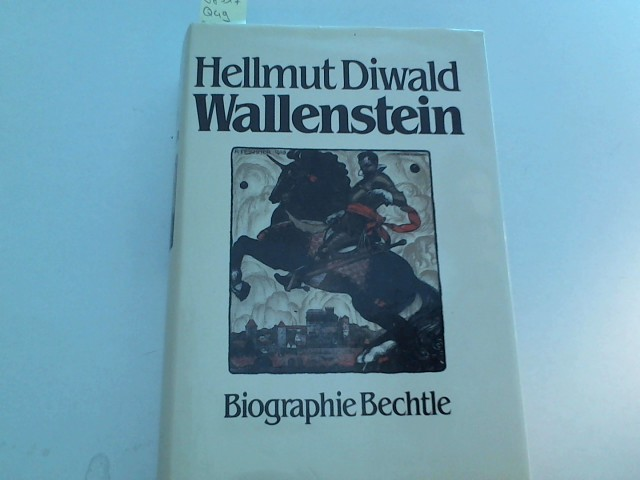 Wallenstein. Eine Biographie.