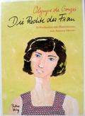 Die Rechte der Frau: Achtzehn Kunstpostkarten  1., Aufl. - Olympe de Gouges