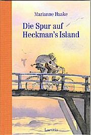 Die Spur auf Heckman's Island; Ill. v. Eisenburger, Doris; Deutsch