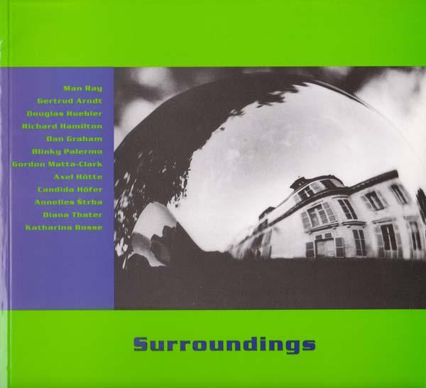 Surroundings. - Witzmann, Pia [Herausgeber]