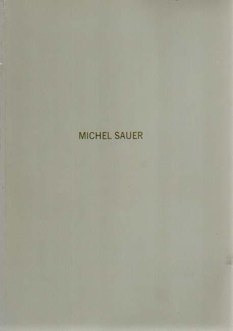 Skulpturen aus Metall. Kunsthalle zu Kiel. Herausgegeben von Jens Christian Jensen. - Sauer, Michel