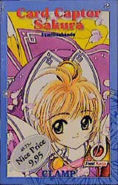 , Clamp: Card Captor Sakura, Bd. 2 Auflage: 5