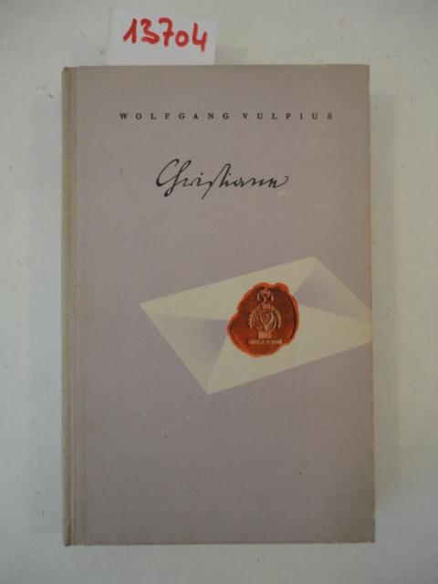 Christiane. Lebenskunst und Menschlichkeit in Goethes Ehe - Vulpius, Wolfgang