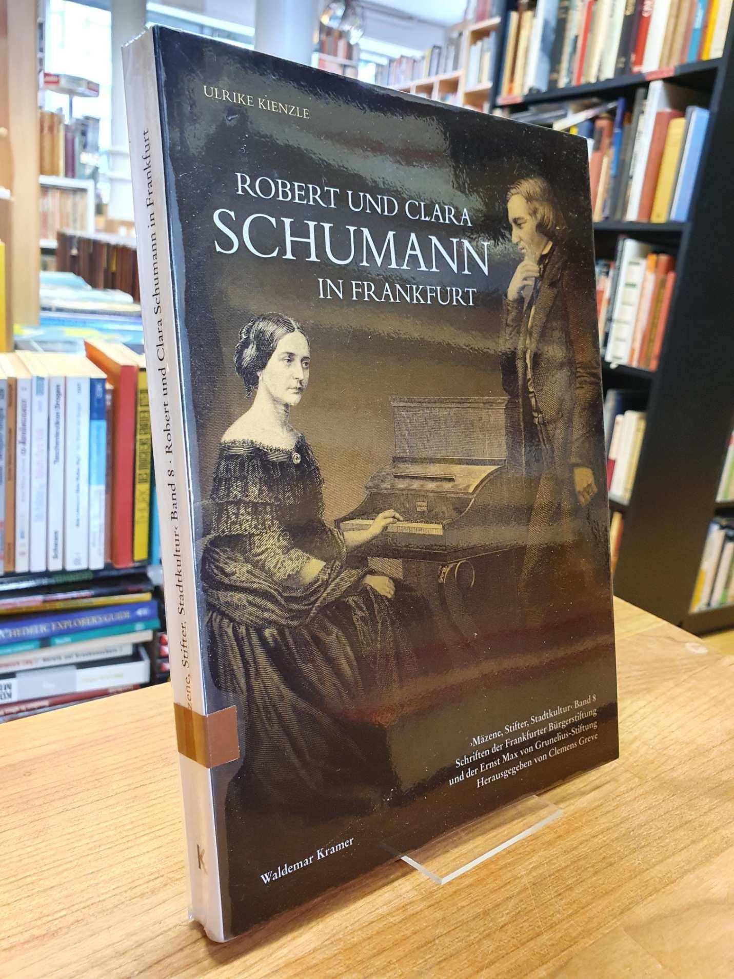 Robert und Clara Schumann in Frankfurt,
