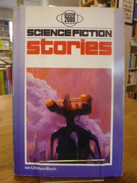 Science Fiction Stories 2,  aus dem Amerikanischen von Bodo Baumann, - Spiegl, Walter (Hrsg.),