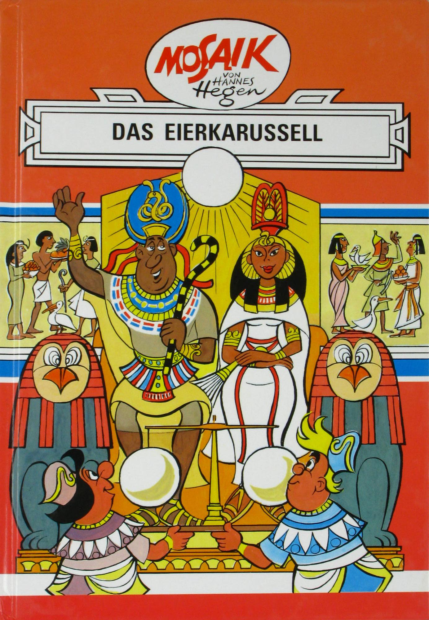 Das Eierkarussell  1. Auflage - Hegen, Hannes