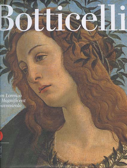 Botticelli: From Lorenzo the Magnificent to Savonarola.The exhibition is presented by the senate of the french republic within Musee du Luxembourg