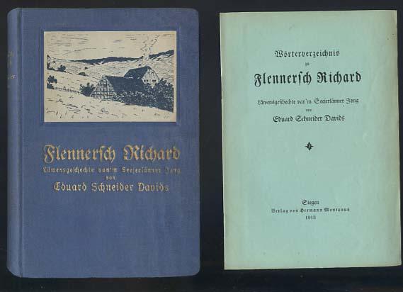 Flennersch Richard : Läwensgeschechte van