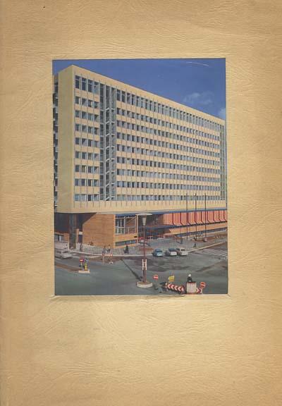 75 [ Fünfundsiebzig] Jahre Allgemeine Ortskrankenkasse Frankfurt am Main. 1883 * 1958