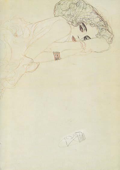 Gustav Klimt. Zeichnungen aus Albertina- und Privatbesitz. Museum Folkwang Essen, 30.1. bis 14.3.1976. Katalog zur Ausstellung.