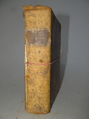 Originalausgabe von 1825 - Mackeldey, Ferdinand: Lehrbuch des heutigen Römischen Rechts Originalausgabe von 1825 (KEIN REPRINT)