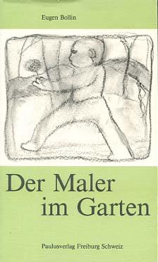 Der Maler im Garten.